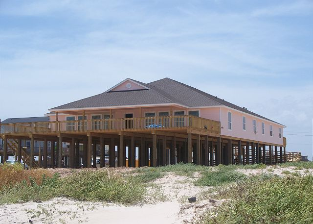 Brannan Beach House Rentals Surfside Texas