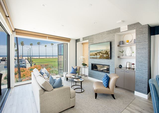 Newport Beach Rental 926 E Ocean Front Gaf Burr White Realty - Living-room-realty-exterior