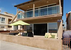 2 Story Oceanfront Home on the Boardwalk -  (68197)