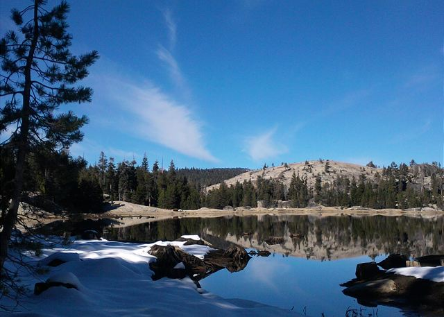 Many High Country Lakes to discover