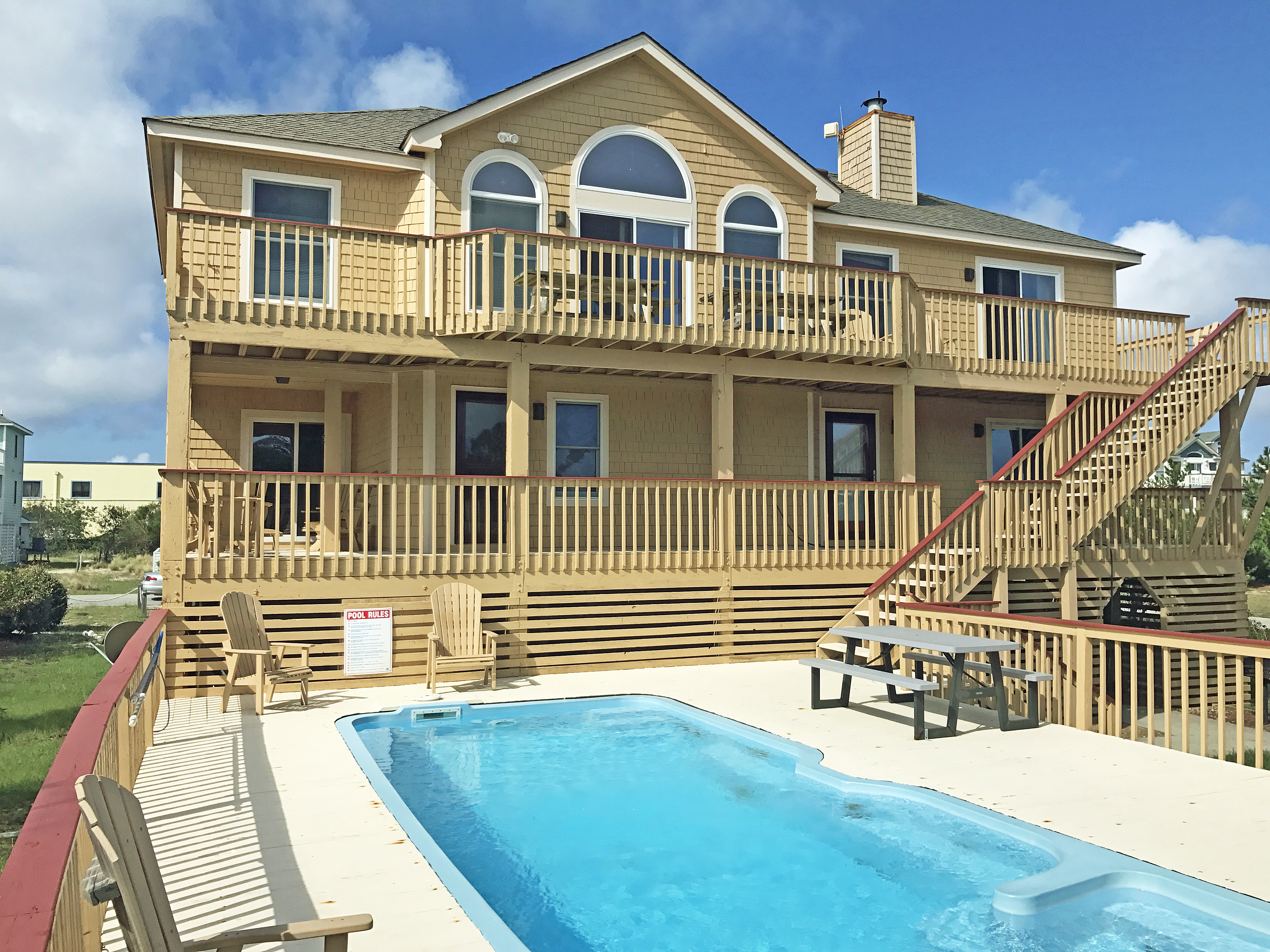 Wh811 About Time Carolina Shores Vacation Rentals