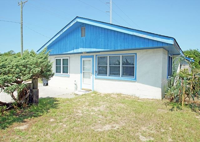 KD100- A Fresh Start Beach Cottage -