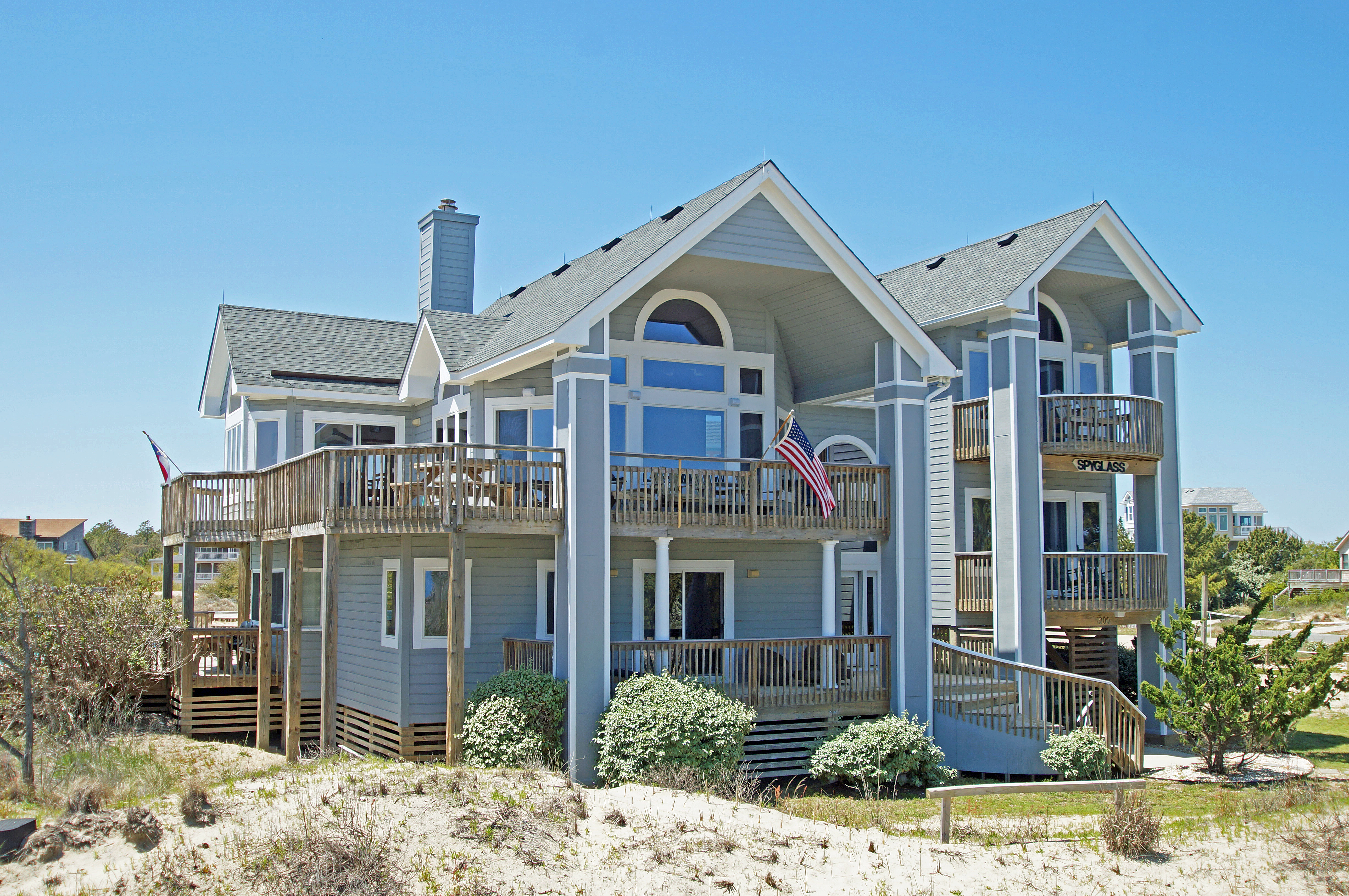 Groovy Oh1200 Spyglass Carolina Shores Vacation Rentals Download Free Architecture Designs Ferenbritishbridgeorg