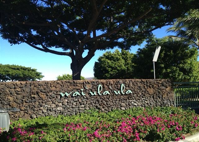 Welcome to Wai'ula'ula