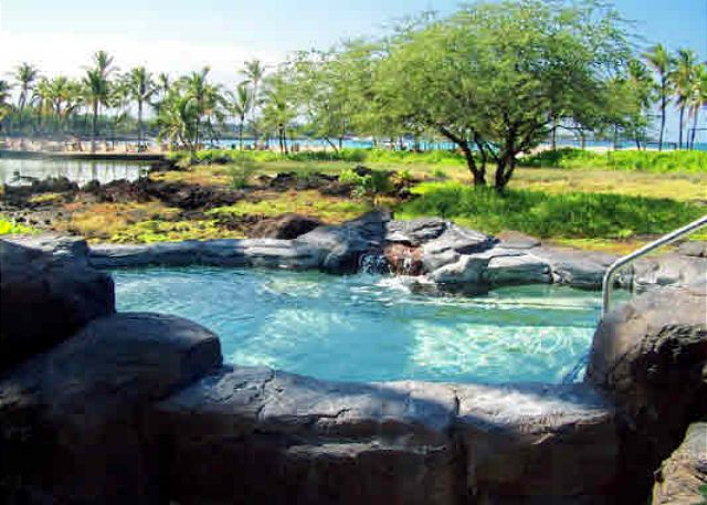 Lava Rock Spa