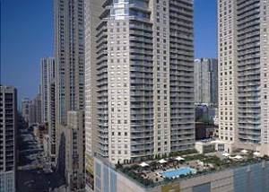 38th Floor (01) 2 Bedroom / 2 Bathroom Magnificent Mile