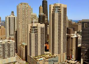 38th Floor (11) 2 Bedroom / 2 Bathroom Magnificent Mile