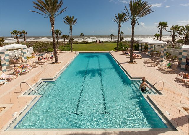 Oceanfront 'Quiet' Pool