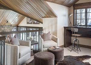 Landing - Jackson Hole Golf and Tennis - Luxury Cabin Rental