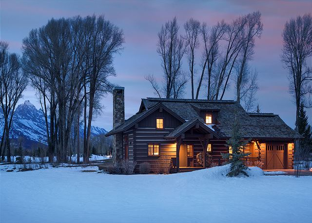 Jackson Hole Golf and Tennis - Luxury Cabin Rental