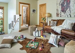 Upper Landing - Granite Ridge Lodge - Luxury Teton Village Cabin