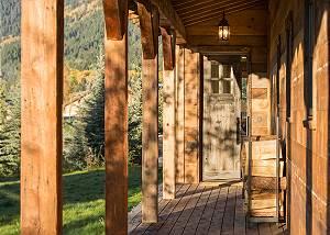 Entryway - Lodge at Shooting Star - Teton Village Luxury Cabin