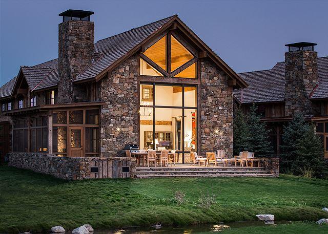Exterior - Lodge at Shooting Star - Teton Village Luxury Cabin