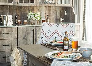 Dining  - Lodge at Shooting Star - Teton Village Luxury Cabin