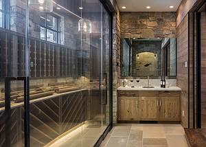 Wine Cellar -  Lake Vista - Teton Village Luxury Private Villa
