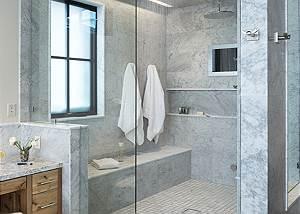 Master Bathroom -  Lake Vista - Teton Village Luxury Villa