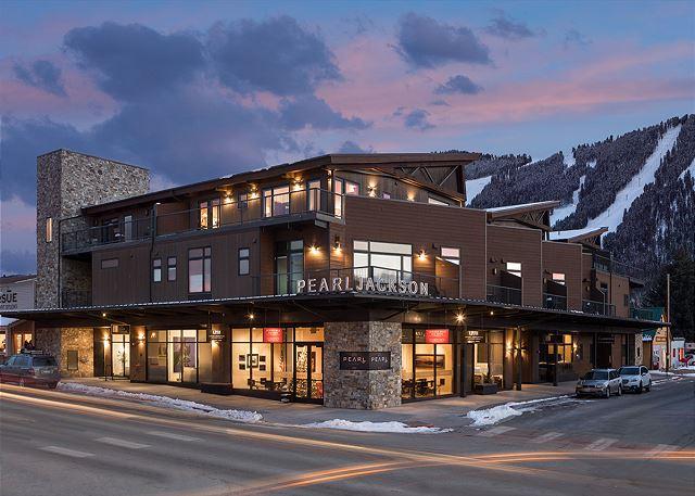 Pearl at Jackson - Luxury Residence Rental Jackson Hole