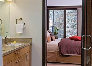 Master Bath- Pearl at Jackson - Luxury Residence Jackson Hole