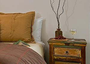 Master Bed- Pearl at Jackson - Luxury Residence Jackson Hole