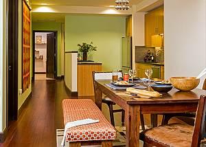 Dining Area - Pearl at Jackson - Luxury Residence Jackson Hole