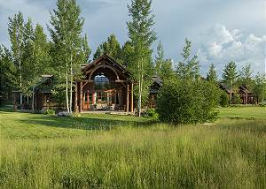 Grizzly Wulff Lodge - Luxury Cabin - Jackson Hole, WY