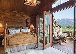 Junior Master 1 - Royal Wulff Lodge - Luxury Villa Jackson Hole