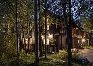 Exterior - Holly Haus - Teton Village Luxury Villa Rental