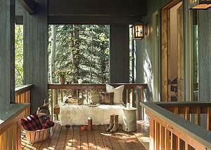 Entryway - Holly Haus - Teton Village Luxury Villa Rental
