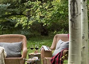 Back Patio - Holly Haus - Teton Village Luxury Villa Rental
