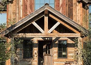 Entry - Four Pines - Teton Village Luxury Cabin Rental