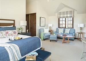 Junior Master  - Four Pines - Teton Village Luxury Cabin Rental