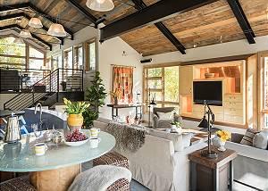 Great Room - Villa at May Park - Luxury Villa Rental Jackson Hol