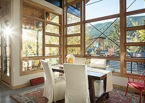View - Villa at May Park - Luxury Villa Rental Jackson Hole