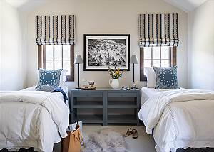 Guest Bedroom 2 - Four Pines - Teton Village, Wyoming Luxury