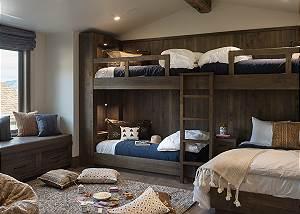 Bunk Room - Cirque View Homestead - Teton Village, WY