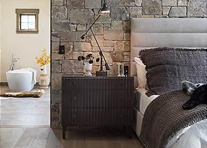 Master Bedroom - Cirque View Homestead - Teton Village, WY