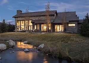 Cirque View Homestead - Teton Village, WY - Luxury Villa Rental