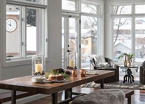 Dining - Pied a Terre on Pearl - Jackson Hole - Luxury Rental