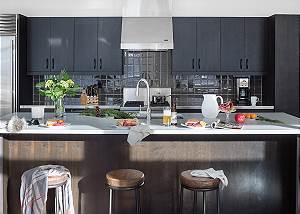 Kitchen - Pied a Terre on Pearl - Jackson Hole - Luxury Rental