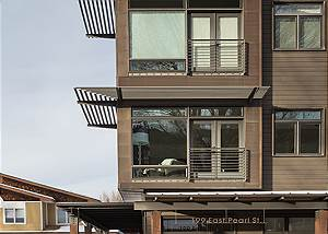 Exterior - Pied a Terre on Pearl - Jackson Hole - Luxury Rental