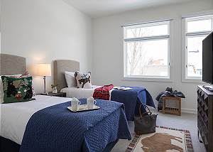 Guest Bedroom - Pied a Terre on Pearl - Jackson Hole - Luxury
