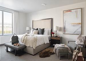 Master - Penthouse on Glenwood - Jackson Hole - Luxury Rental