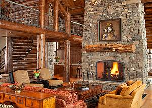 ... Great Room   Phillips Ridge   Luxury Retreat   Jackson Hole, WY ...