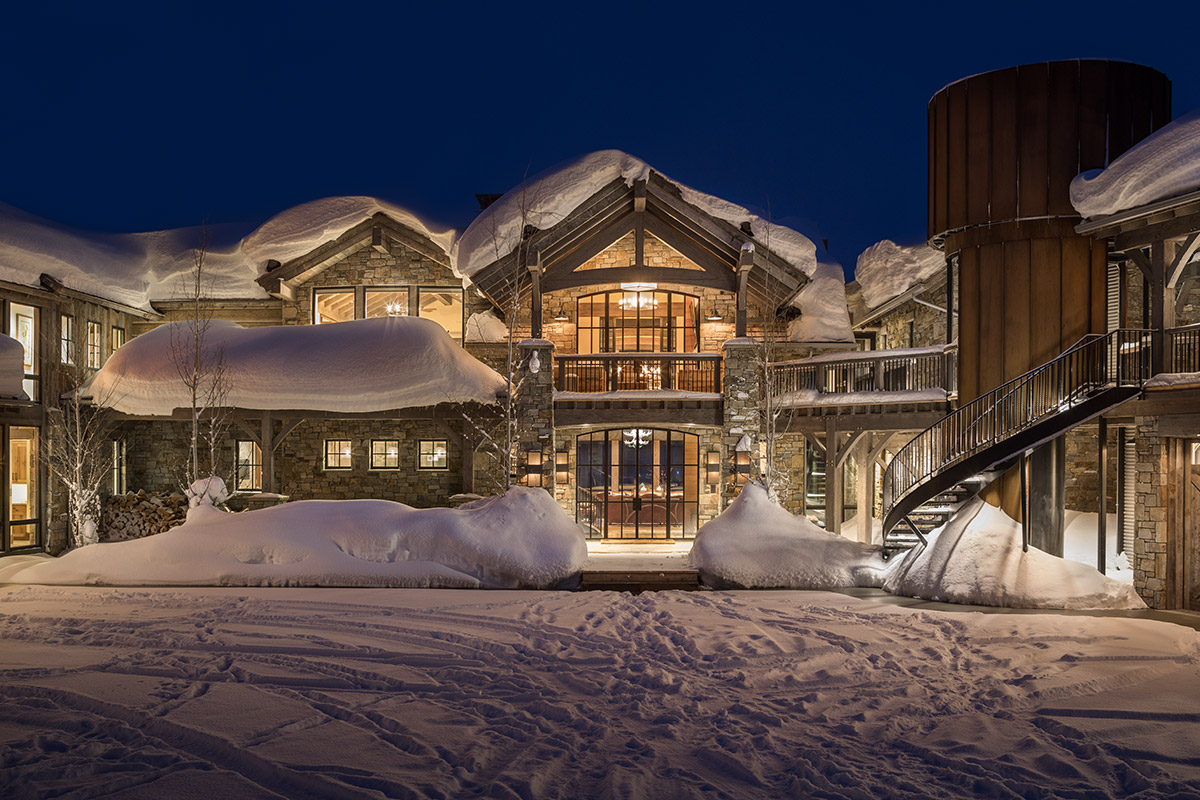 Luxury Vacation Rental In Teton Village Wy Lake Vista