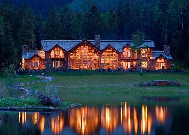 Private Luxury Vacation Rental Near Jackson Hole