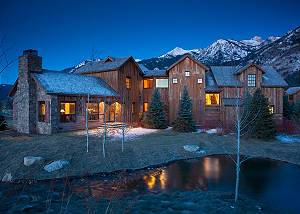 Exterior - Shooting Star Cabin - Luxury Villa Rental - Teton Vil
