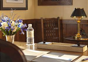 Office - Shooting Star Cabin - Luxury Villa Rental - Teton Villa