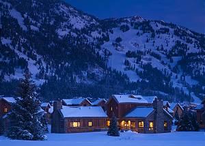Exterior - Shooting Star Cabin - Luxury Villa Rental - Teton Vil