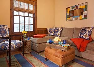 Media Room - Shooting Star Cabin - Luxury Villa - Teton Village