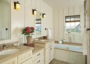 Master Bath - Shooting Star Cabin - Luxury Villa - Teton Village